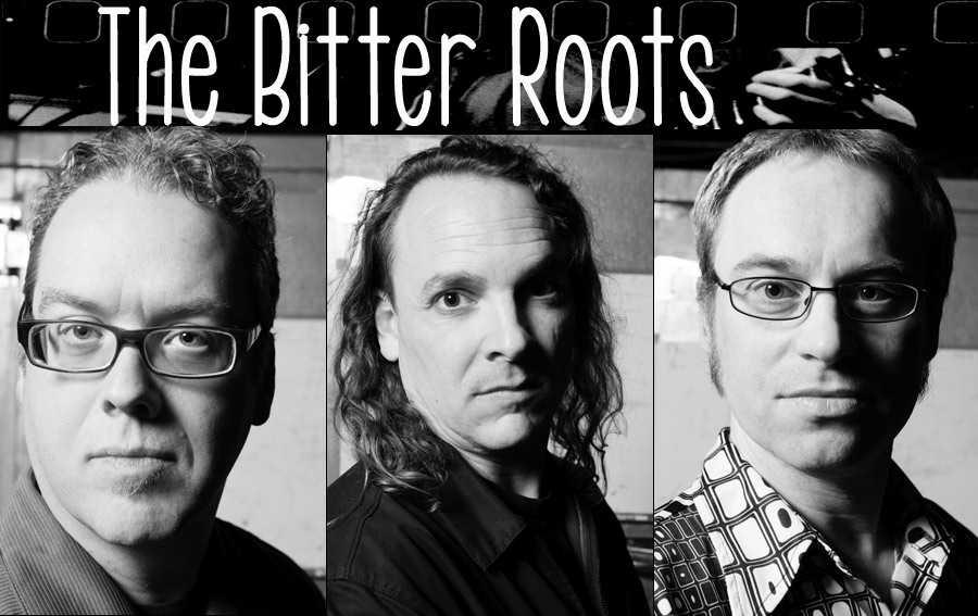 The Bitter Roots Splash